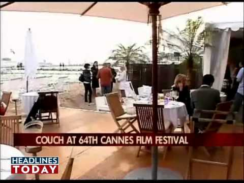 On the Couch with Koel - Cannes Film Festival on On the Couch with Koel