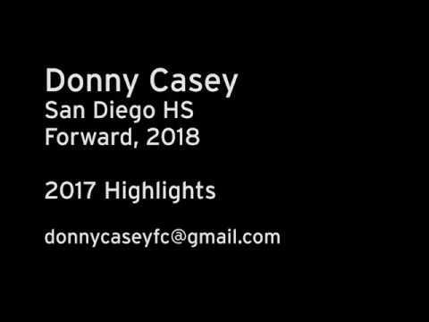 Donny Casey | Forward |San Diego HS | 2018