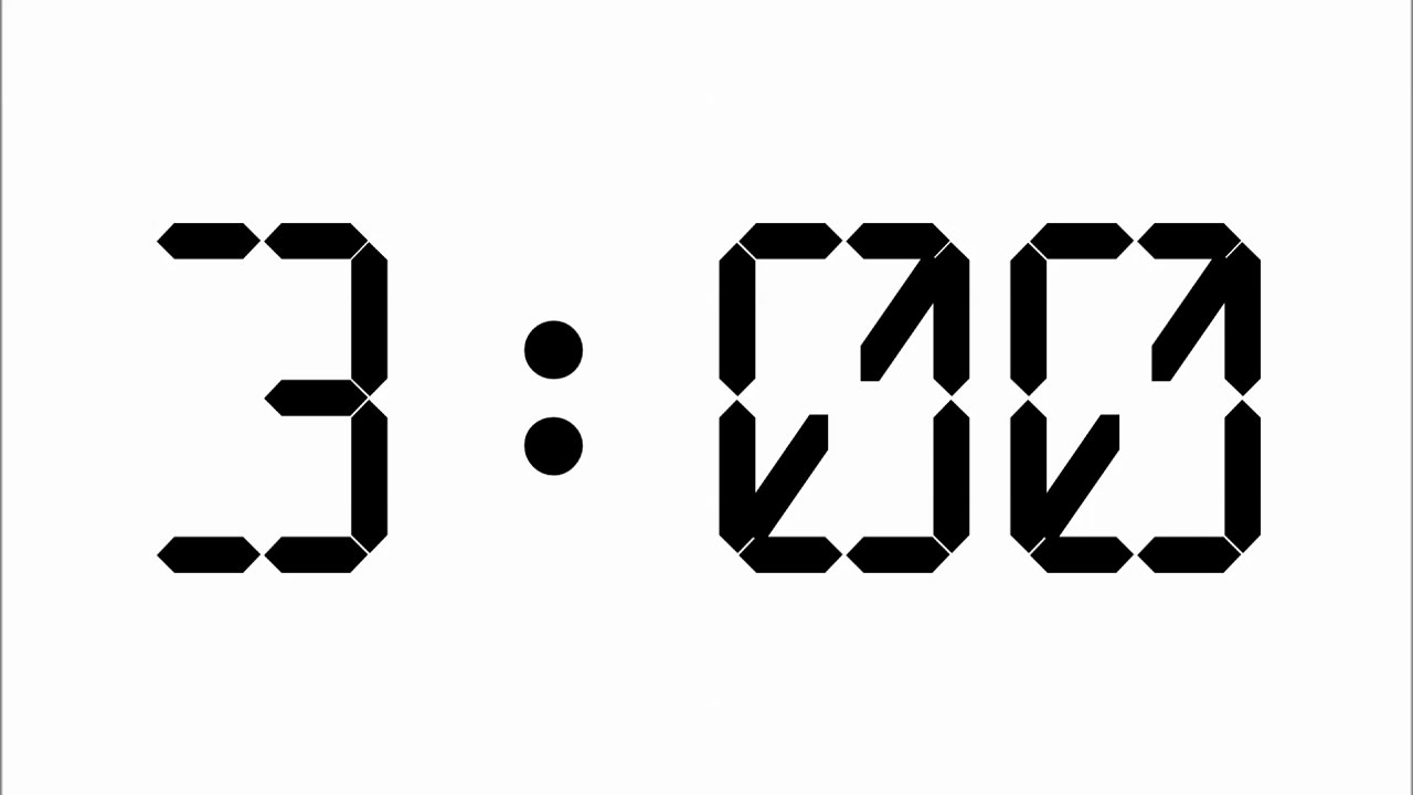 countdown timer with alarm