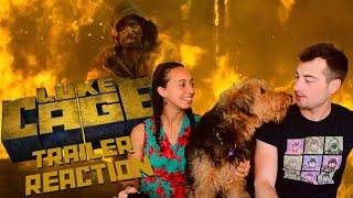 Luke Cage Season 2 (Trailer Reaction)