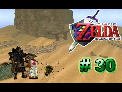 The Legend of Zelda Ocarina of Time Guia Parte 30 Templo del Espiritu Niño Videos De Viajes