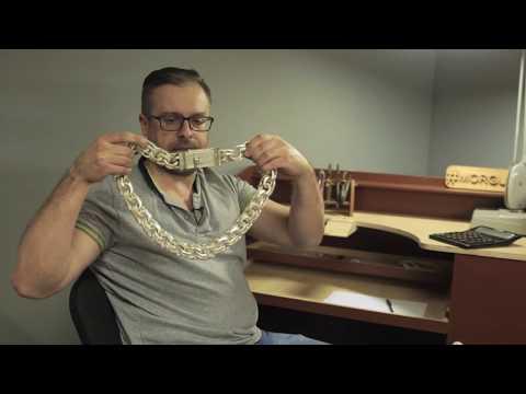 Как сделать стограммовую золотую цепь за 7 тысяч рублей!Ювелирные изделия из золота