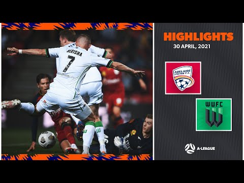Adelaide United Western United Goals And Highlights