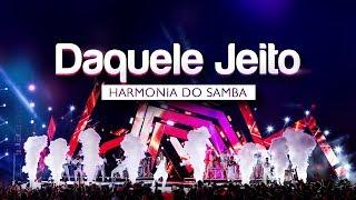 Harmonia do Samba - Daquele Jeito   DVD Ao Vivo Em Brasília