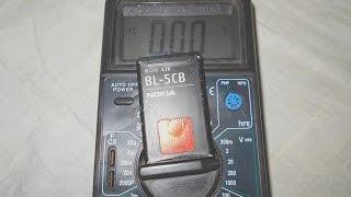 Как восстановить аккумулятор от мобильного телефона(альтернативный метод)(Ремонт зарядного устройства: http://goo.gl/6RYgb9 Плейлист на тему ремонта: http://goo.gl/EHQuFZ Ссылка на запись в блоге:..., 2014-10-03T19:44:18.000Z)
