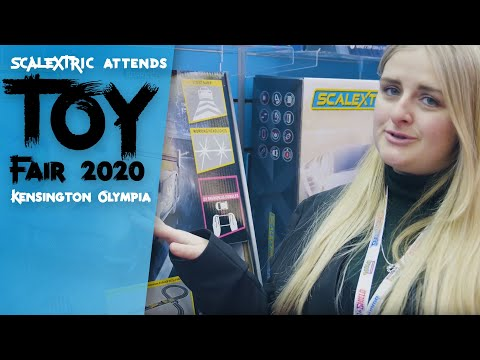 Scalextric | London Toy Fair 2020