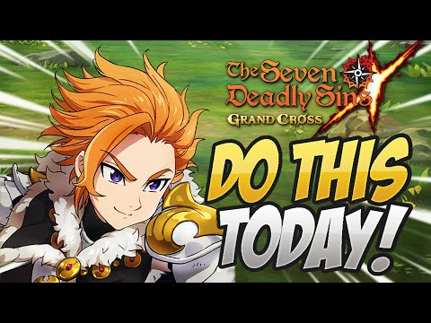 Do This Before It's TOO LATE! Seven Deadly Sins Grand Cross