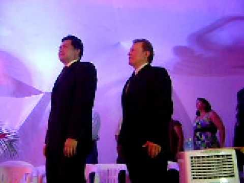 2009 - Posse Prefeito, Vice e Vereadores