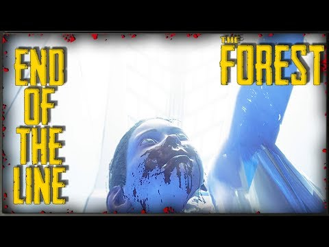 S2 EP20 FINALE - End of the Line (v0.73)   The Forest 4K