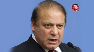 Nawaz Sharif addresses the public after Peshawar siege
