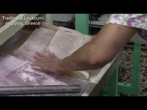 Hand Made Loukoumi Syros