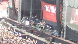 All Time Low - Dear Maria, Count Me In (Live @ Emirates Stadium 1/6/2013)