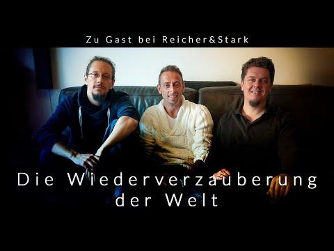 Die Wiederverzauberung der Welt mit den Magiern  Reicher und Stark  - blaupause.tv