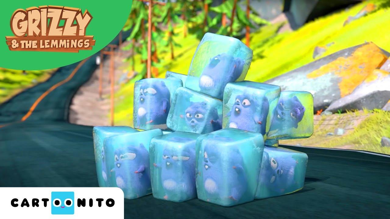 Download Grizzy und die Lemminge | Zu heiß | Boomerang