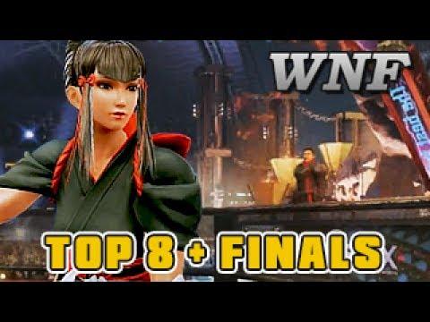 Tekken 7 FR | Tournament | TOP 8 + Finals (Rickstah, Rip, Myk, Tomhilfiger + more)