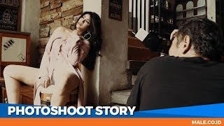 Video Ngangenin Seksinya! Behind The Scenes Photoshoot VALENCIA TIFFANY  - Male Indonesia download MP3, 3GP, MP4, WEBM, AVI, FLV September 2018