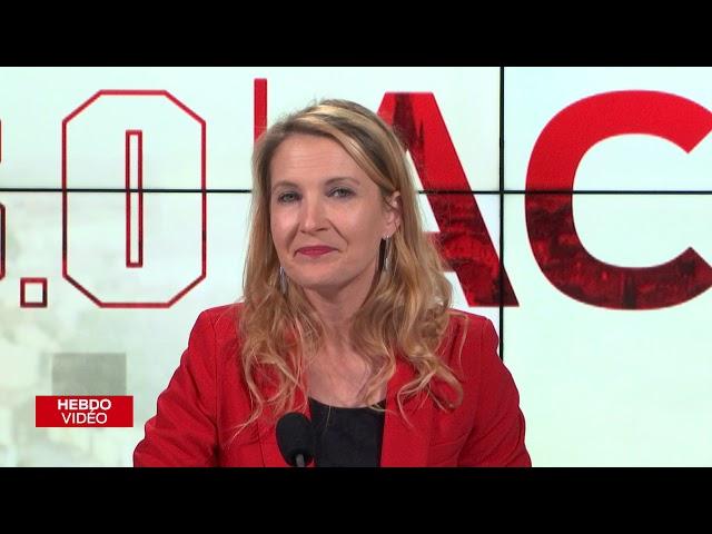 Hebdo vidéo - Vendredi 10 janvier