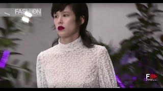 PASKAL Women Fall Winter 2017 18 Paris Fashion Week   Fashion Channel