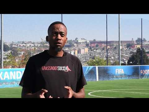 Youth Crime Prevention Through Sports: Thabang Ntloko, Football And Life Skills Coach