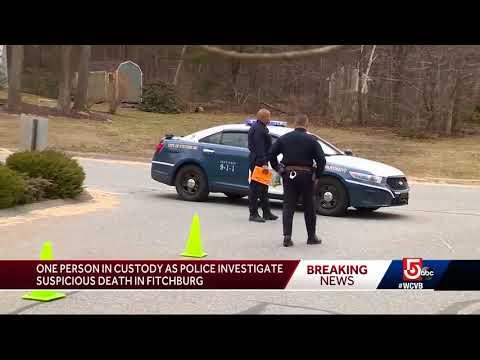 2 children taken to hospital from Fitchburg scene
