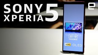 Sony Xperia 5 Hands-On at IFA 2019