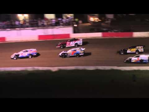 HEAT OF THE NIGHT: Hunt for the USMTS Casey's Cup @ Batesville Motor Speedway 08/02/13