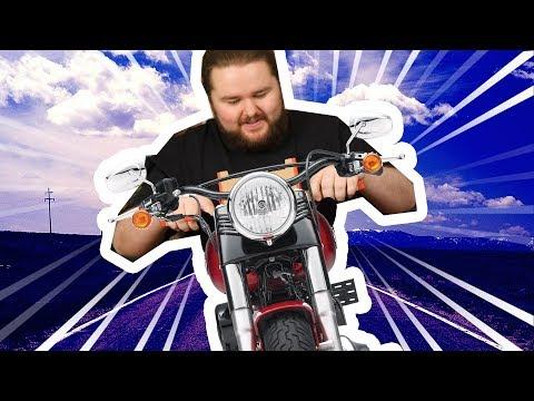 Zuhause Motorrad fahren! (Nintendo Labo)
