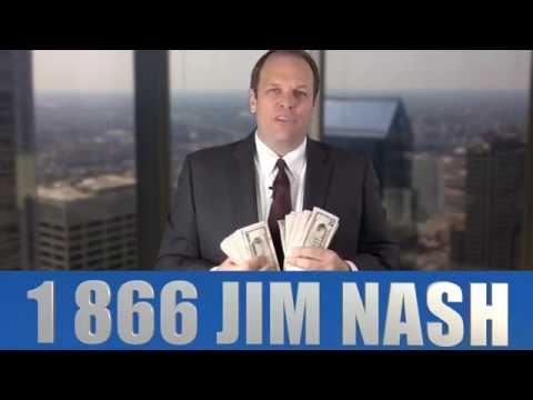 ATLANTA ATTORNEY - INJURED IN  A CRASH ? CALL JIM NASH - 1 866 JIM NASH - Stein & Nash INJURY 1