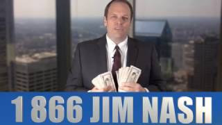 ATLANTA ATTORNEY - INJURED IN  A CRASH ? CALL JIM NASH - 1 866 JIM NASH - Stein & Nash INJURY 1