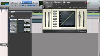 Mixing 101 - Compressor attack and release time explained