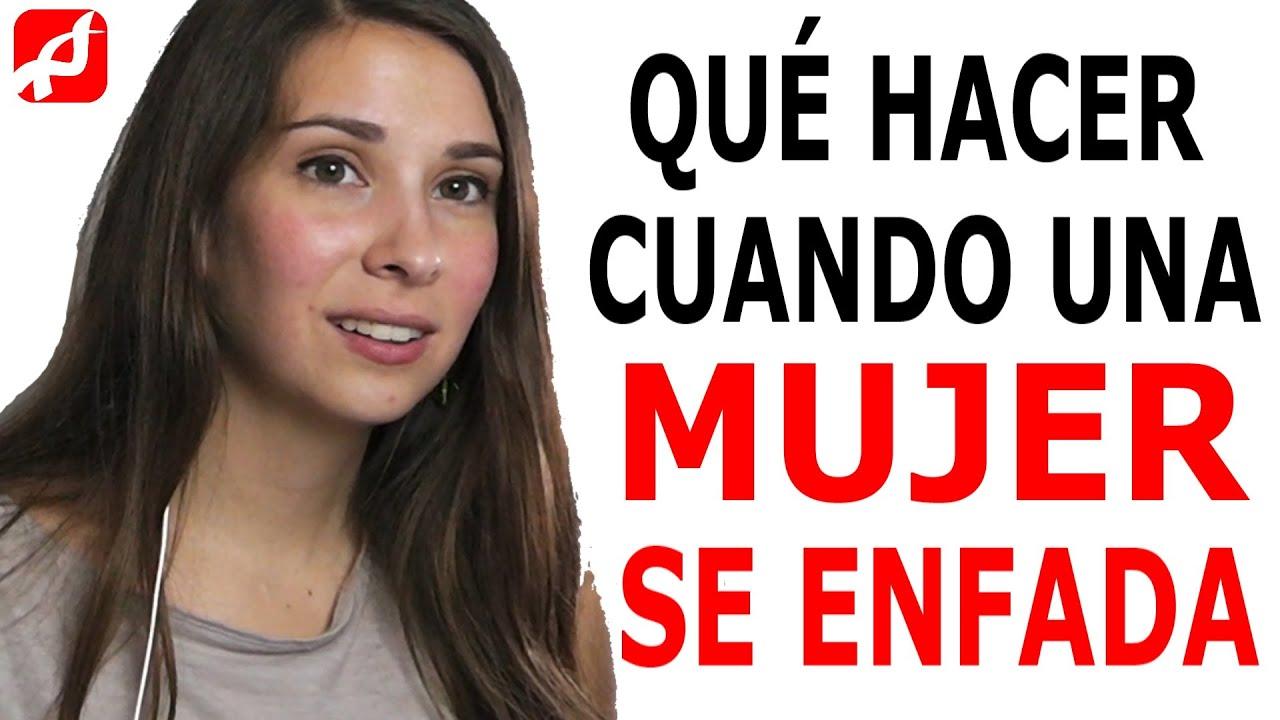 Cuando una mujer se enfada qu hacer youtube - Cuando se poda los rosales ...