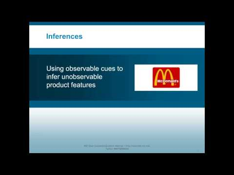 """""""Understanding the Customer Decision Process: Why Good Products Fail"""" with Professor Duncan Simester"""
