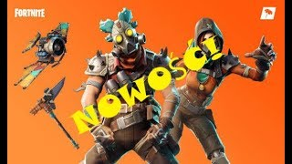 FORTNITE-UPCOMING - NOUVEAU - SKINS et ARTICLES! #NOWOŚCI #FORTNITE