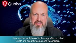 The Evolution of the CISO with Ben Carr, CISO at Qualys