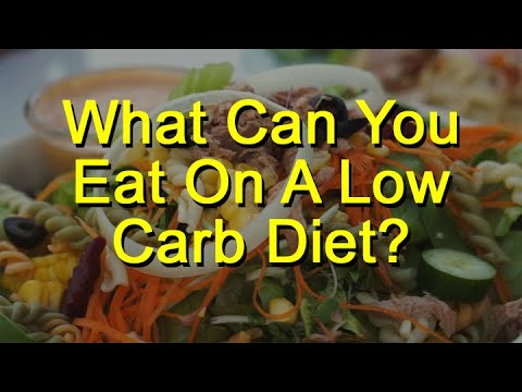 What Can You Eat On A Low-Carb Diet?