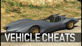 GTA 5 - All Vehicle Cheat Codes