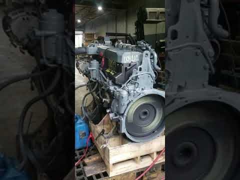 2006 Mercedes Benz OM460LA Diesel Engine For Sale S N 0460861769 MBE4000