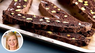 Professional Baker's Best Chocolate Biscotti Recipe!