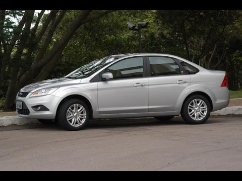 Ford Focus Glx Sedan 2013 Youtube