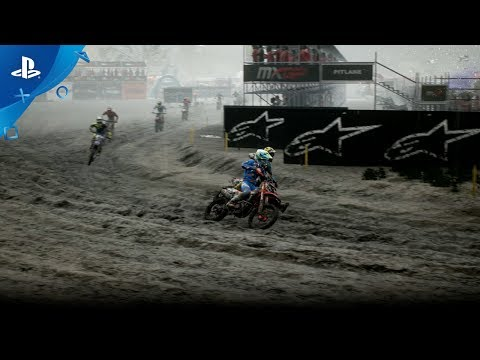 MXGP3 - Weather Conditions Trailer | PS4
