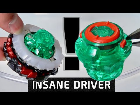 BEST TOP-TIER ATTACK DRIVER?! Destroy' Driver & Random Booster Vol. 12 Unboxing! - Beyblade Burst
