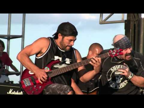 Suicidal Tendencies- Orion Fest, Atlantic City NJ 6/23/12 Robert Trujillo and Infectious Grooves