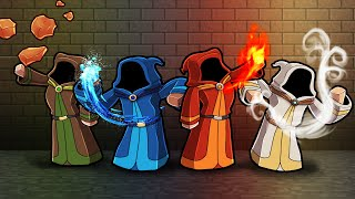 Master of All the ELEMENTS! (Minecraft Dragons)