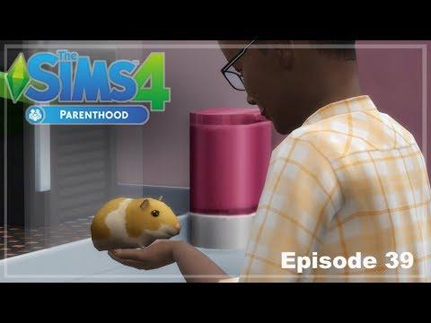 Sims 4 Parenthood! Ep 39: Bruce Wayne