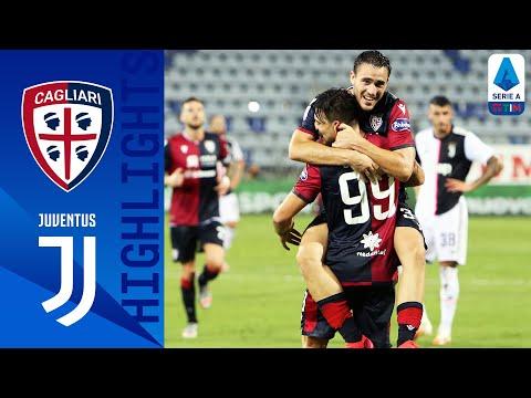 Cagliari 2-0 Juventus | Gagliano and Simeone Score to Stun the Champions!| Serie A TIM