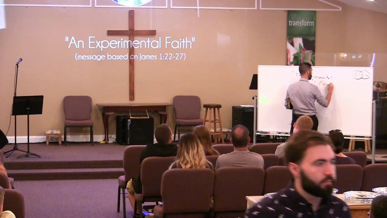 Video Sermons - Galatians 5:13-6:18 - The Experimental Life of Faith - New Hope Christian Chapel