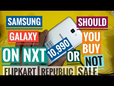Should You Buy Samsung On Nxt (64gb) At Price ₹10,990 | Flipkart Republic Day Sale |