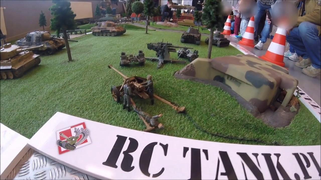 International Modeling Festival Bytom RC Tank PL Part 2 HD 1080p