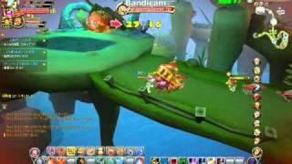 [くろネコonline] 海ガニの巣 難易度3 Part1