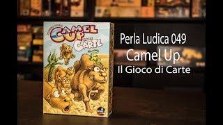 Perla Ludica 049 - Camel Up il Gioco di Carte